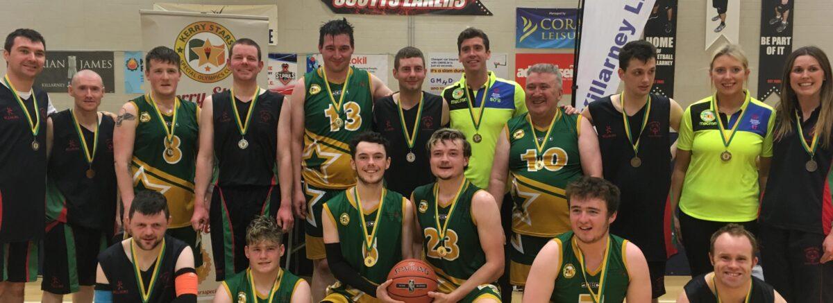 Basketball Tournament Group photo