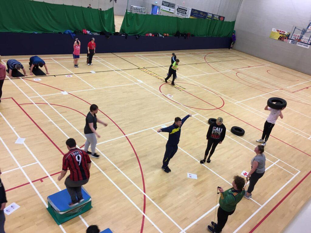 Killanrney Sports & Leisure Centre