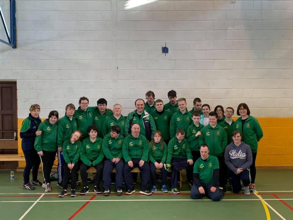 Athletics Inter Club Event Group Photo